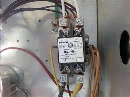 hvac relays and contactors hvac how to hvac contactor