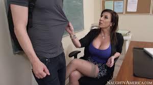 Busty teacher Sara Jay shagged hard Pichunter