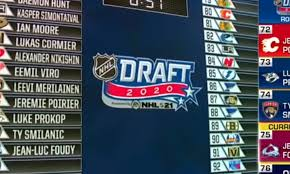 1 pick in the 2021 nhl draft will be selected by the @buffalosabres 2021 nhl draft order. Big Changes Potentially Coming To 2021 And 2022 Nhl Entry Drafts
