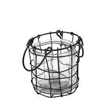 Wagon Windsheild Wiper Fuel Pump Basket Amsterdam Metal ø115xh12cmglassø10xh10cm
