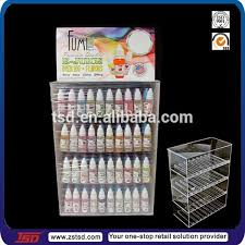 E Liquid Display Stand Tsda100 Custom Store Pos 100ml Ejuice Bottles Display StandE 9