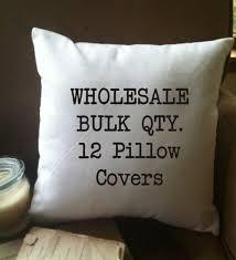 Bulk Pillow Covers