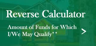 Maximum Loan To Value Limits For Reverse Mortgages