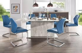 Esstisch Auszugfunktion Betonoptik 160 210 Cm Küche Uvp 369 Gs