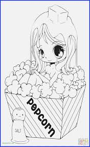 Coloring Book For Boys Cute Anime Chibi Girl Coloring Pages Lovely