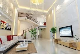 Interior Design For Small Living Room With Stairs