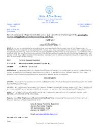 Example Of An Employment Objective Or Cover Letter Tomyumtumweb Com