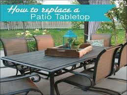 extra replacement glass table tops for patio furniture