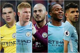 Football: 5 key players who steered Man City to the Premier League crown,  Football News & Top Stories - The Straits Times