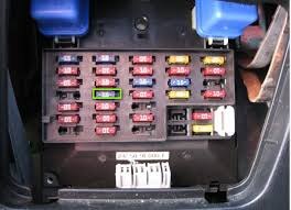 99 nissan altima a picture of my interior fuse box diagram
