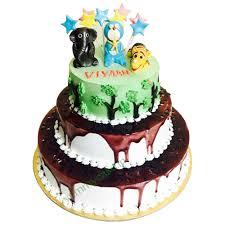 Birthday Cakes For Kids Online Unique Designs Yummycake