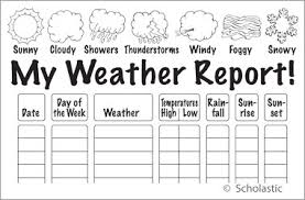 weather tornadoes and hurricanes fiction nonfiction children s  my weather report