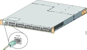 cisco mds 9100 series hardware installation guide connecting the connecting the console port