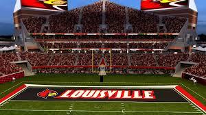 ing full circle papa john s cardinal stadium expansion