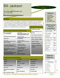 Instructional Designer Resume Stunning 40 Page Instructional Design Resume Trainer Bill's World Of Instruction