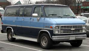 Chevrolet Chevy Van - Information and photos - MOMENTcar