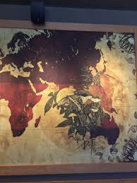 this map on the wall at starbucks  on map wall art reddit with this map on the wall at starbucks mapswithoutnz