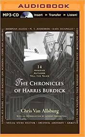 Amazon Uk Mp3 Chart The Chronicles Of Harris Burdick 14 Amazing Authors Tell