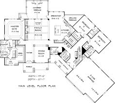 1143 best floor plans images on pinterest house floor plans New Home Floor Plans With Cost To Build traditional house plan 58298 level one www familyhomeplans com home floor plans with cost to build