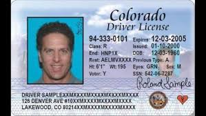 Identifiers Military Colo Krdo To Driver's Coming - Licenses