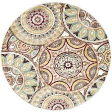 8 round area rugs multi 8 ft transitional round area rug 8 x 12 area rug pad