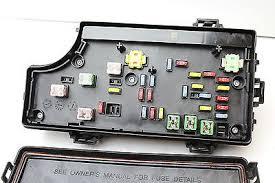 08 09 jeep patriot p68048117aa fusebox fuse box relay unit module diagrama de fusibles patriot 2008 at Jeep Patriot Fuse Box