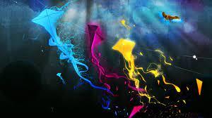 Colorful Kites HD 1080p HD ...