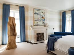 Blue Bedrooms Custom Decoration