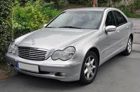 Mercedes-Benz type 203 - Wikipedia, den frie encyklopædi