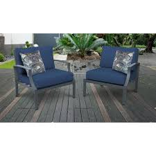 ivy bronx benner patio chair with