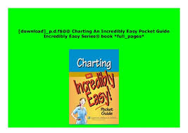 Download _p D F Charting An Incredibly Easy Pocket