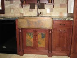 Kitchen Panels Doors Copper Inserts For Kitchen Cabinets Quicuacom