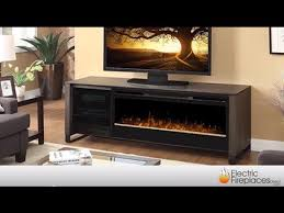 electric fireplace media center fireplace tv stand