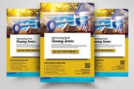 pool service flyers. Pool Cleaning Service Flyer Temp Pool Service Flyers I