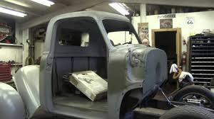 Baylor University 1950 Chevy Truck Restoration By Shoals Bodyshop ...