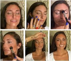 sunkissed summer makeup 2