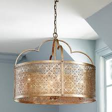 drum pendant lighting. Marbella 4 Light Drum Pendant Lighting W