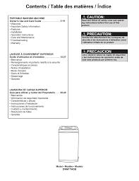 danby dwm17wdb user manual page 3 43