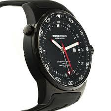 Momo Design Titanium Watch Momo Design Gmt Le Auto 46mm Mens Watch Strap Md095 Bkdivrb 01