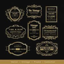 Vintage Logo Vector Vintage Logo Vectors Photos And Psd Files Free Download