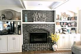 fake an antique brick finish