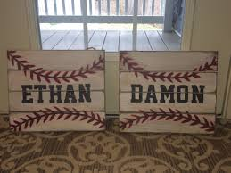 Baseball Bedroom Decor 17 Best Ideas About Baseball Room Decor On Pinterest Boys