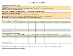 Free Transition Plan Template Data Migration Download For Resume ...