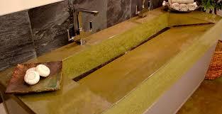 concrete ramp sink mold ideas
