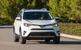 Comparison - Buick Envision 2017 - vs - Toyota RAV4 Hybrid Limited ...