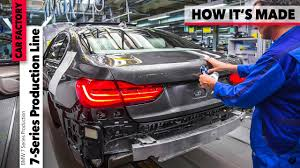 BMW Convertible where is bmw made in the usa : 2017 BMW 7 Series Production CAR FACTORY - HOW IT'S MADE Assembly ...