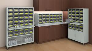 lpi ha md is the medicine shelf for pharmacy room in hospital it has been designed for convenient in storing medicine for patient in each internal ward of