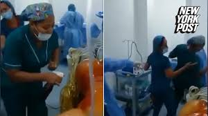 Medics fired for twerking next to nude unconscious patient New.