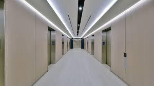 office hallway. Office Hallway