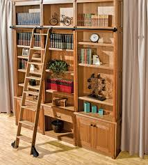library ladder hardware and wood kits available from rockler